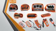 Аккумуляторы Elca,  HBC-Radiomatic,  Autec,  Hetronic,  Ikusi,  Atech,  Gros