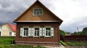Продам дачный дом с земельным участком на реке Березина